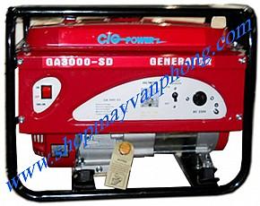 Máy phát điện HONDA GA 5000E - HD (5 KW - 5.5 KW)